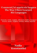 Ebook - Knowledge - Comment j'ai appris six langues - Nadia Konstantini